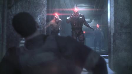 合金装备:全是僵尸的狄斯世界,感染病毒的队长该怎样生存下去?