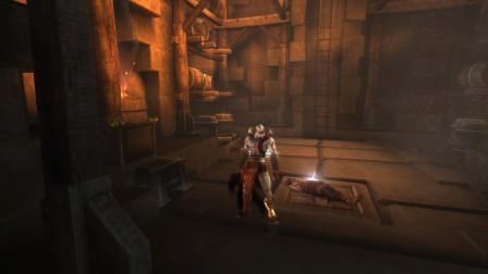 PSP游戏战神斯巴达之魂God of War Ghost of Sparta 通关教程快速通关视频三