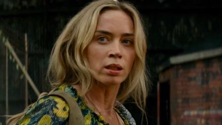 《寂静之地2》正式预告:孤儿寡母难逃人性考验,末世求生凶险升级