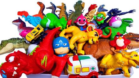 帮帮龙恐龙机器人变形玩具