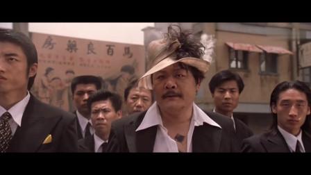 一支穿云箭,千军万马来相见,结果真的来了九龙城寨,随便一个农妇出来单挑星爷一拳被打吐血