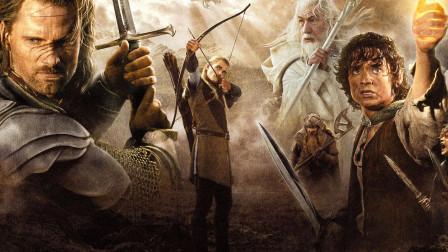 IMDb排名第7!史诗的终章!详细解说《指环王3王者归来》一个时代结束了