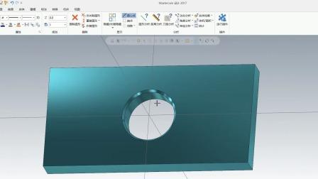 Mastercam2017螺纹加工编程参数设置