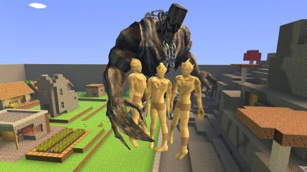 GMOD游戏巨型木头人把奥特兄弟变成了木头怎么办?