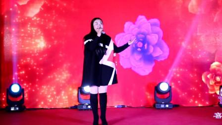 第二届宁乡K歌大赛半决赛 评委廖伶俐老师献唱 纳西篝火阿里里