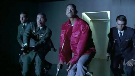 黑衣人:大家都在射击外星人模型,小伙却一枪崩了小女孩,她最危险