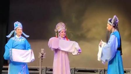 广东澄海潮剧团演出——传统剧目《父子三登科》小段
