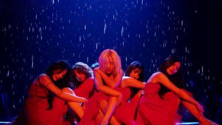【Queendom】(G)I-DLE《Put It Straight》凄美红裙怨女风,让人叫绝的神仙舞台