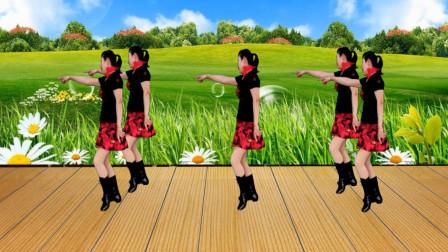 16步零基础水兵舞《幸福爱河》背面教学 歌曲温柔甜美 演唱:郭玲 陈泳
