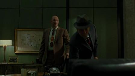 远离天堂:费恩先生来到法兰克的办公室,邀请他明天一起去打高尔夫