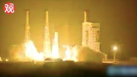 """伊朗""""胜利号""""国产人造卫星发射失败"""