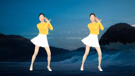 全网火爆流行音乐《爱情堡垒》小姐姐强力健身操