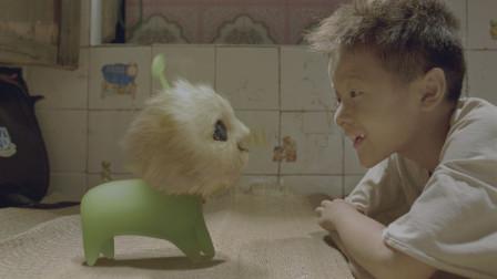 三分钟重温喜剧片《长江七号》,外星玩偶舍命救下星爷,感动哭了