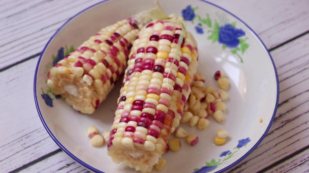 为什么饭店里的玉米汁那么好喝?今天揭秘方法,做法简单零失败