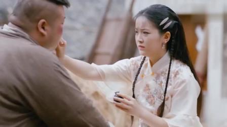 小女上房揭瓦:骆胤燃以为来人是米酒儿,病中撒娇,结果尴尬了