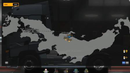 【欧卡2MOD分享】日本地图1.36版试玩分享(需要的请看简介)