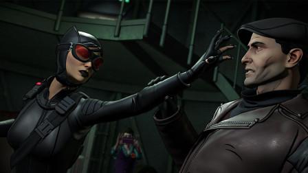 乔纳《蝙蝠侠: 内敌》典藏型流程Ⅴ