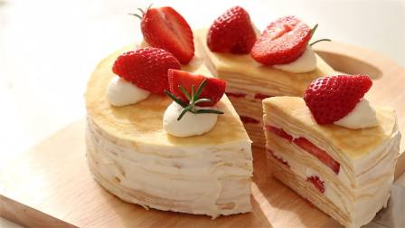 既然出不了门,那就在家学着做蛋糕吧!