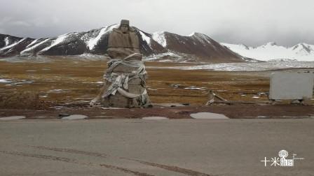 """海拔5231米的唐古拉山口 号称""""风雪仓库"""" 世界上海拔最高的公路"""
