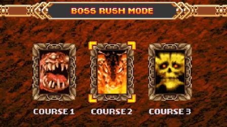 【玻璃解说】恶魔城 迷宫的画廊 番外篇 Bossrush