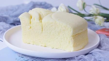 蒸蛋糕,太好吃了!Q弹松软,不用烤箱,做法简单比戚风蛋糕好吃