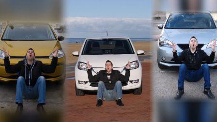 让欧洲人最难选的3款电动汽车,都来自 大众集团