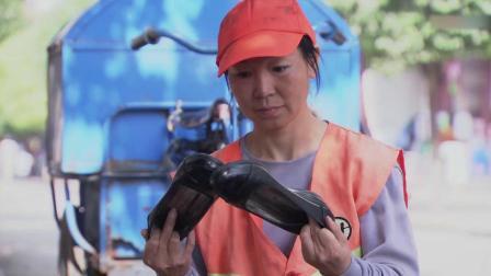空姐丢了一双鞋子,谁知被清洁工捡到,鞋里的秘密却惊呆中国边防