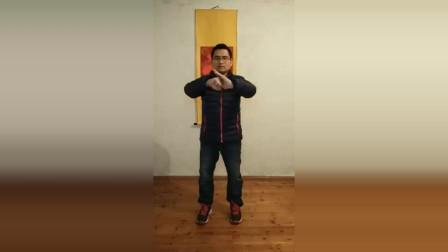太极拳—抗击打及发力体验