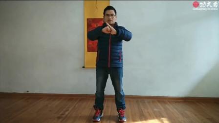 太极拳—四正连环套路演示
