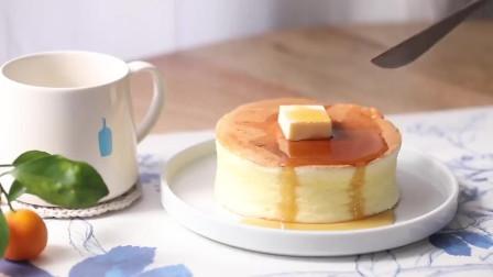 妙用鸡蛋和面粉制作超松软蛋糕!无需烤箱!