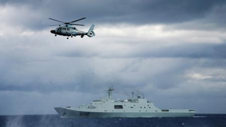 外国战机挑衅中国军舰?海军一级战备启动,24枚导弹随时发起攻击