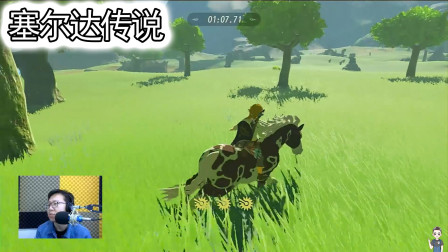 塞尔达传说12:轻松驯马,海拉鲁最杰出的林克
