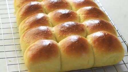 如何烤出松软美味的面包?配方秘诀都告诉你,早餐可以不用去买了