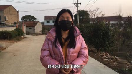 乡村防疫 湖北黄冈这个村子有一半人是从武汉回来 里面现在怎么样