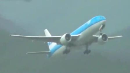 客机短距离被拉飞,塔台:这是谁,哪个航空公司的?