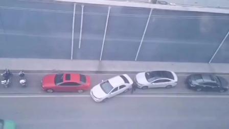 有这技术,出去不怕没停车位了