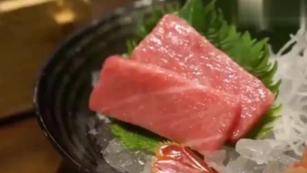 香港生活:香港日式餐厅588一个人,日菜厨师试菜:多急冻不新鲜