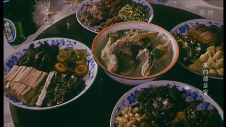 老领导要下乡,午饭只要求4菜1汤,没想到下属用4个大脸盆盛菜,4菜1汤秒变16菜1汤