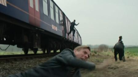 科幻Fans 电子梦:乘客从疾驰火车上跳下,只为进入神秘小镇