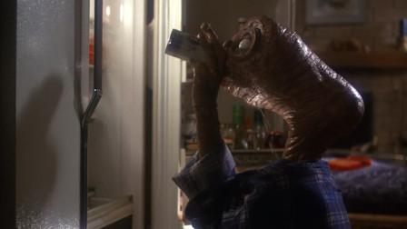 长相怪异的外星人,来到地球不为别的,只为喝冰镇啤酒!