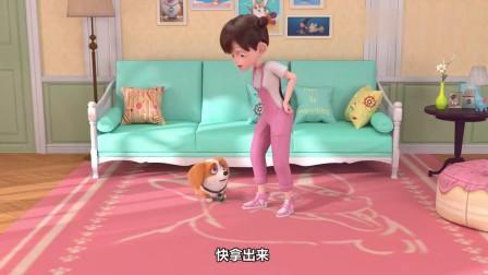 短腿小柯基:宝贝主人,你不要怪我残忍,是你逼我的!