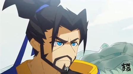 王者别闹:西施利用大龙,成功击杀宫本武藏,太厉害了