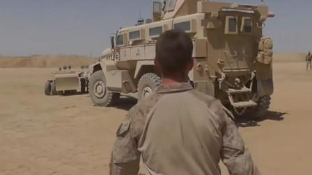 美军防地雷伏击战车JLTV第三代军车