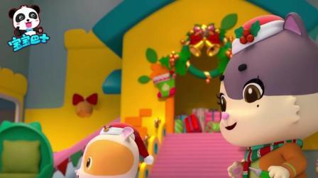 孩子爱看动画宝宝巴士谁吃了姜饼屋