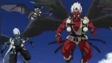 """一拳超人:天空王:""""我堂堂天空王"""",话还没说完就被自己人给劈了"""