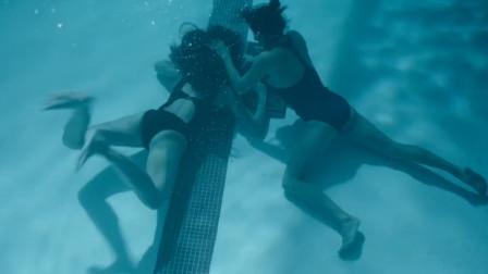 血的教训告诉你,游泳的时候别戴戒指,不然后果不堪设想!