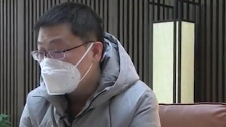武汉籍医生援助家乡落泪:总说医护牺牲大,我觉得武汉同胞太可怜