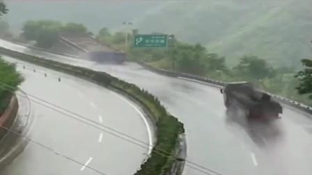 中国最危险的高速公路,连续27公里下坡路,十年车祸上千次!