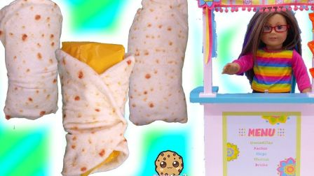 【cookie】墨西哥宠物卷饼盲盒+解谜玩具+PIKMI POPS毛绒玩具翻翻乐++P2小姐姐DIY万圣节南瓜面包~【搬运 1080p】