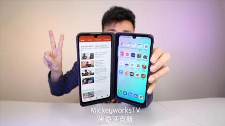 不一样的双屏幕手机,LG G8X评测体验【MickeyworksTV】